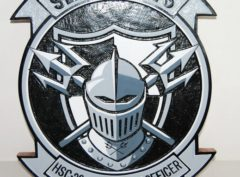 HSC-22 Sea Knights Plaque