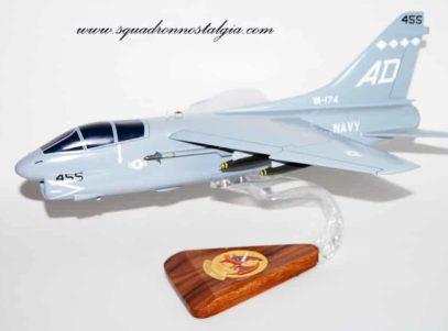 VA-174 Hellrazors A-7 Model