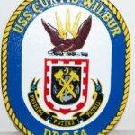 USS Curtis Wilbur DDG-54
