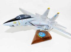 VF-124 Gunfighters F-14a 162588 (1987) model