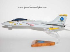VF-124 Gunfighters F-14a 162588 (1987) model