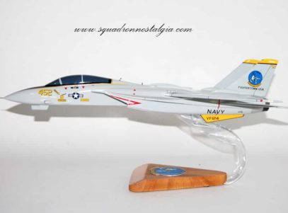 VF-124 Gunfighters F-14a Model