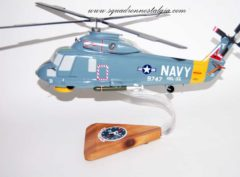 HSL-35 Magicians SH-2 SeaSprite (1984) Model