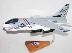 VA-72 Blue Hawks A-7e (1972) Model