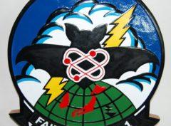 VQ-1 World Watchers Plaque
