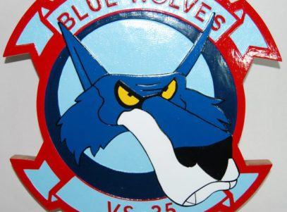 VS-35 Blue Wolves