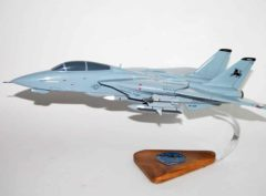 VF-213 Fighting BlackLions (2006) F-14d Tomcat Model