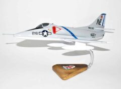 VA-22 Fighting Redcocks A-4 (1969) Model