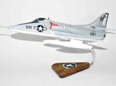 VA-216 Black Diamonds A-4C (1965) Model
