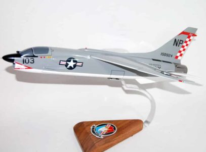 VF-211 Checkmates F-8 (1966) Model