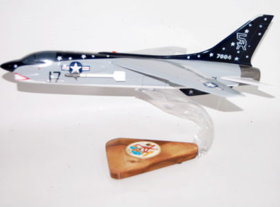 VMF-321 Hell's Angels F-8 (1972) Model