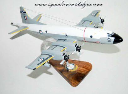 11 RAAF Squadron P-3b model
