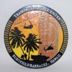 Schofield Army Barracks Plaque