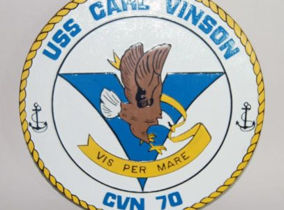 USS Carl Vinson CVN-70