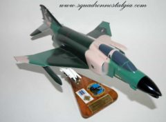 390th Fighter Squadron Wild Boars F-4 Model