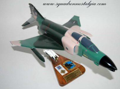 390th Fighter Squadron Wild Boars F-4 Model
