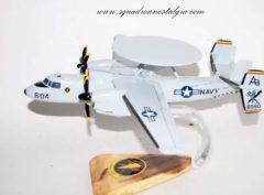 VAW-125 Torch Bearers E-2D Model