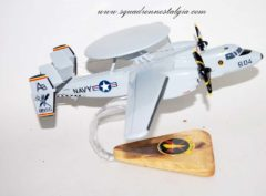 VAW-125 Torch Bearers E-2D Model