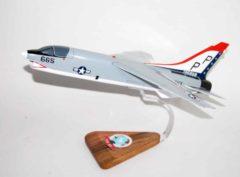 VFP-63 Eyes of the Fleet RF-8 (1976) Model