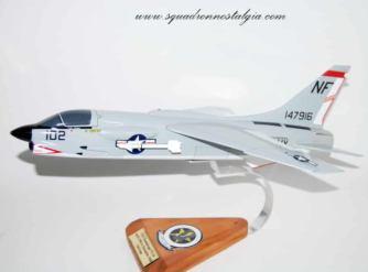 VF-51 Screaming Eagles F-8 (1964) Model