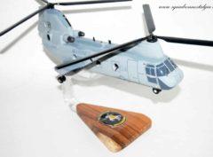 HMM-165 White Knights (1990) CH-46 Phrog