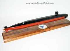 USS West Virginia SSBN-736 Model