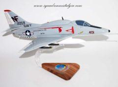VA-94 Shrikes A-4E (1970) Model