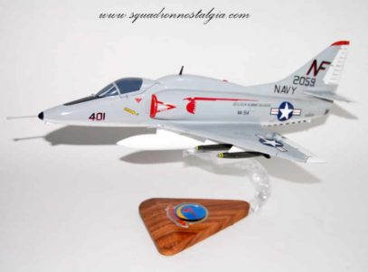 VA-94 Shrikes A-4E Model