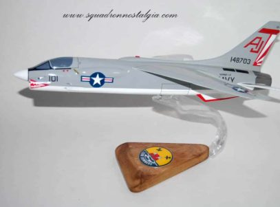 VF-111 Sundowners F-8 Model