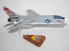 VF-111 Sundowners F-8 (1970) Model