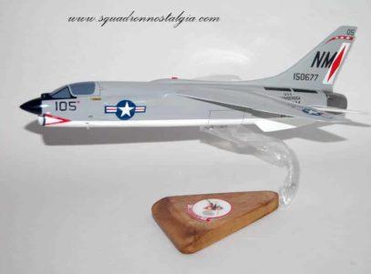 VF-191 Satan's Kittens F-8 Model
