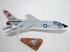 VF-211 Checkmates F-8 Model