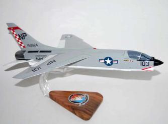 VF-211 Checkmates F-8 Model