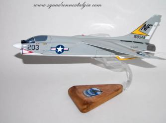 VF-53 Iron Angels F-8 model