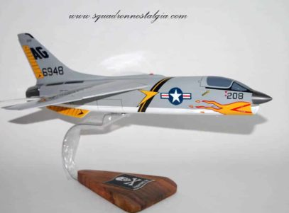 VF-84 Jolly Rogers F-8 Model
