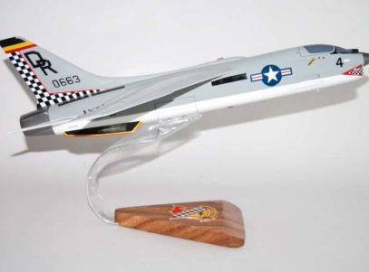VMF-312 Checkerboards F-8 Model