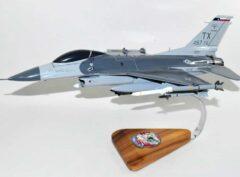 457th FS Spads F-16 Model