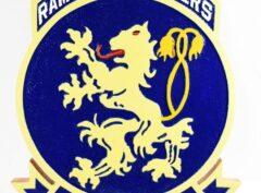 VA-212 Rampant Raiders Plaque