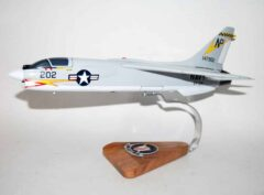 VF-24 Red Checkertails F-8 Model