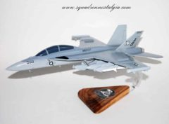 VAQ-137 World Famous Rooks EA-18G (Fully loaded) Model