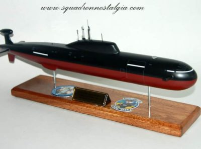 Akula Submarine Model