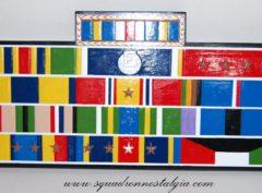 Medals Rack