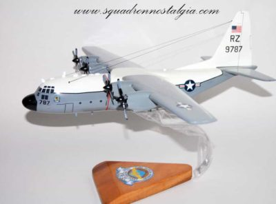 VR-21 Pineapple Express C-130 Model