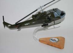 HAL-3 Seawolves UH-1B (1969) Model