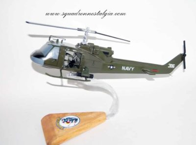 HAL-3 Seawolves UH-1B Model