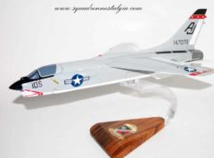 VF-13 Night Cappers F-8D (1968) Model