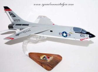 VF-13 Night Capper F-8D Model