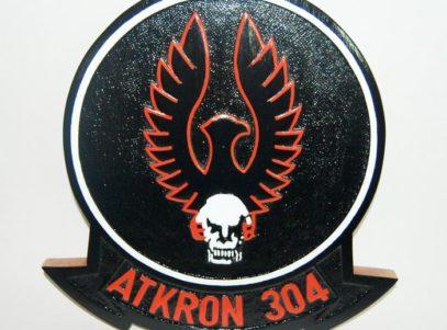VA-304 Firebirds Plaque