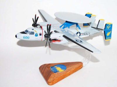 VAW-112 Golden Hawks E-2C Model