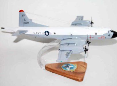VP-4 Skinny Dragons P-3A (1970s) Model